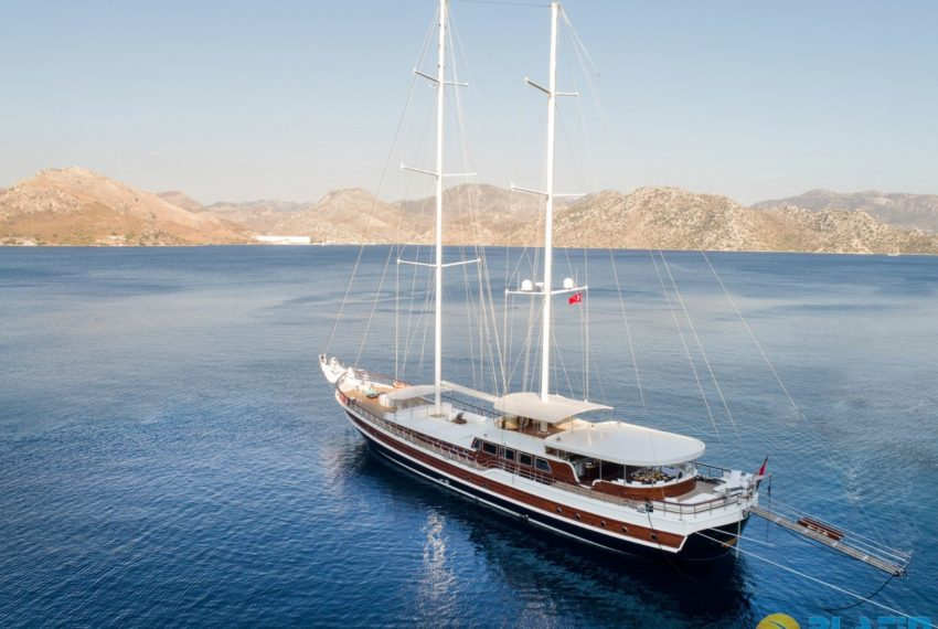 Halcon Del Mar Yacht Charter Turkey Greece Platin Yachting 40