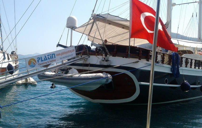 Perla Del Mare 2 Gulet Yacht Charter Turkey latin Yachting 01