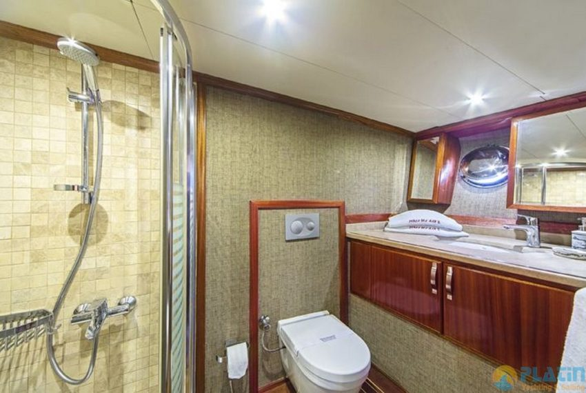 Perla Del Mare 2 Gulet Yacht Charter Turkey latin Yachting 03