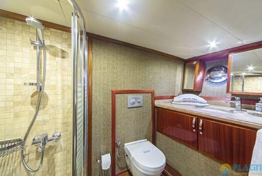 Perla Del Mare 2 Gulet Yacht Charter Turkey latin Yachting 04