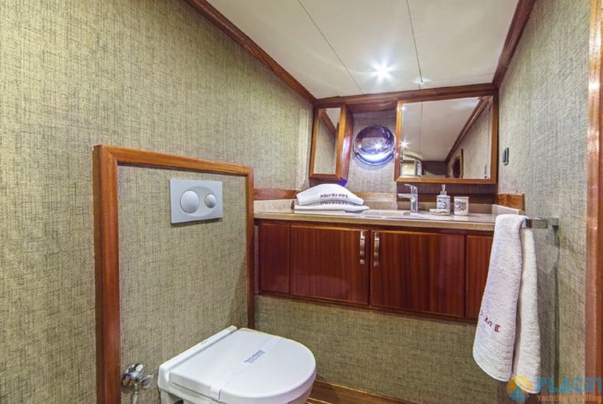 Perla Del Mare 2 Gulet Yacht Charter Turkey latin Yachting 05