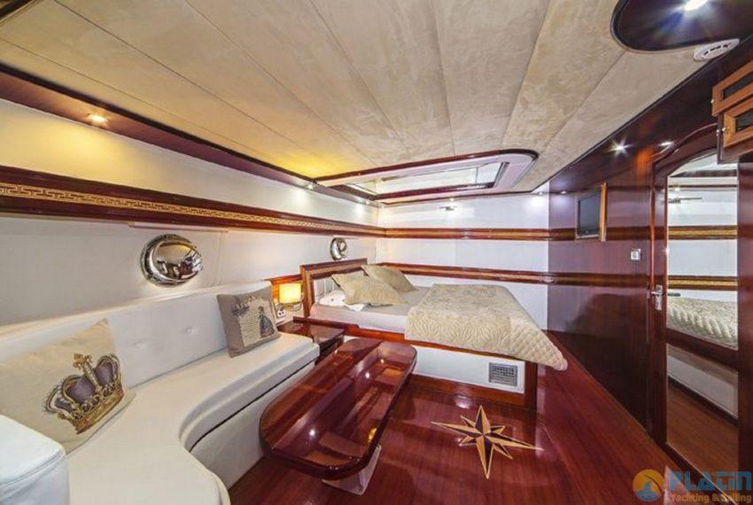 Perla Del Mare 2 Gulet Yacht Charter Turkey latin Yachting 07