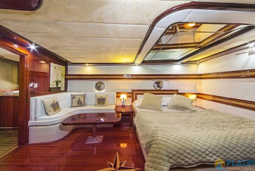 Perla Del Mare 2 Gulet Yacht Charter Turkey latin Yachting 08