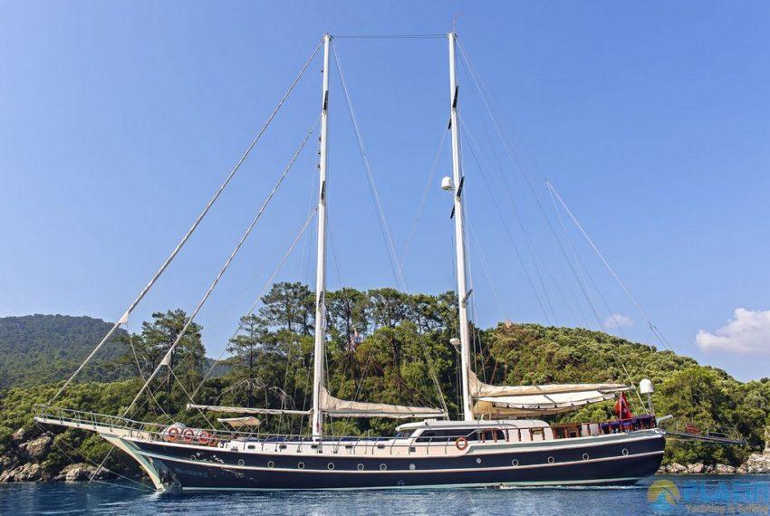 Perla Del Mare 2 Gulet Yacht Charter Turkey latin Yachting 10