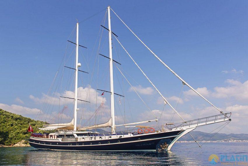 Perla Del Mare 2 Gulet Yacht Charter Turkey latin Yachting 11