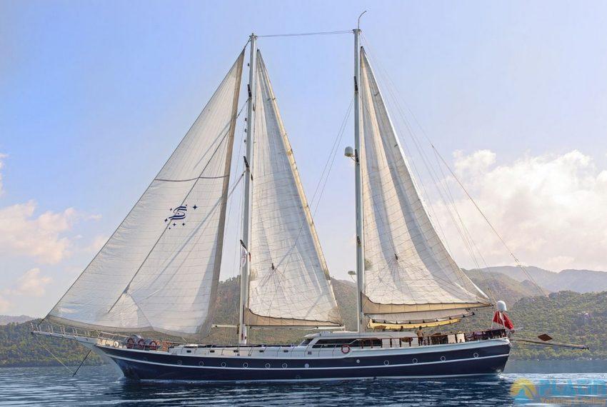 Perla Del Mare 2 Gulet Yacht Charter Turkey latin Yachting 12