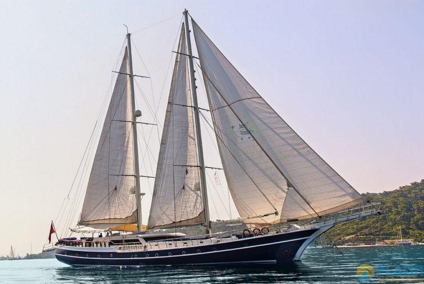 Perla Del Mare 2 Gulet Yacht Charter Turkey latin Yachting 13