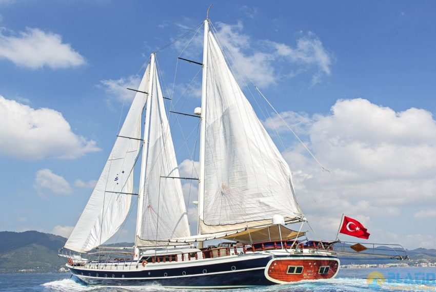 Perla Del Mare 2 Gulet Yacht Charter Turkey latin Yachting 14