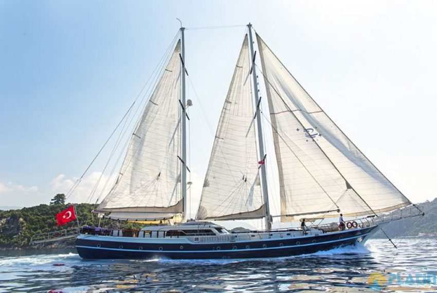 Perla Del Mare 2 Gulet Yacht Charter Turkey latin Yachting 16