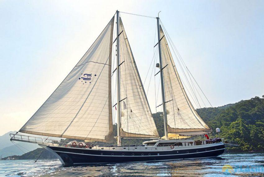 Perla Del Mare 2 Gulet Yacht Charter Turkey latin Yachting 17