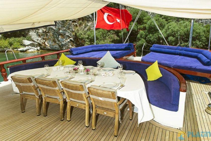Perla Del Mare 2 Gulet Yacht Charter Turkey latin Yachting 18