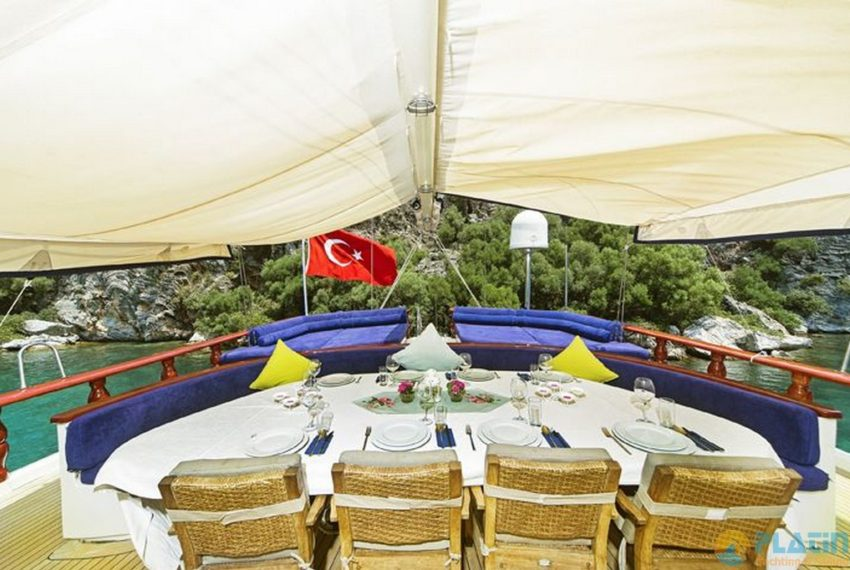 Perla Del Mare 2 Gulet Yacht Charter Turkey latin Yachting 19