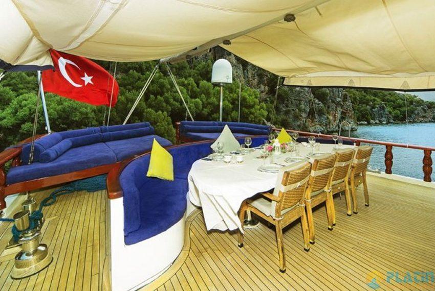 Perla Del Mare 2 Gulet Yacht Charter Turkey latin Yachting 20