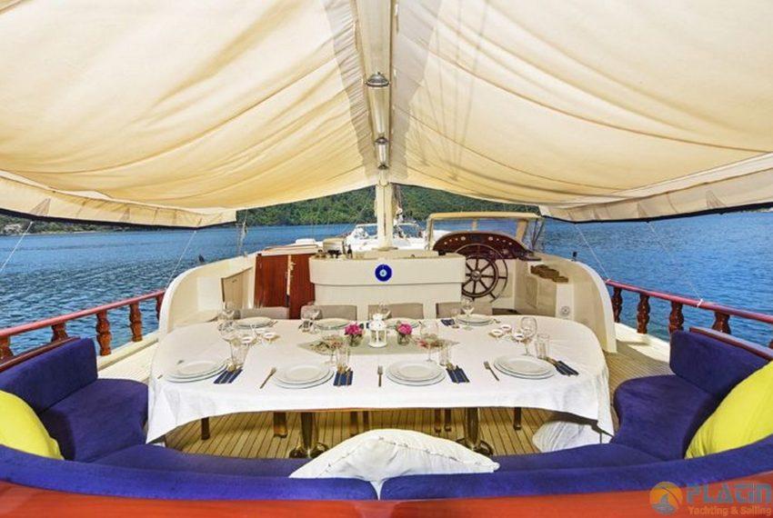 Perla Del Mare 2 Gulet Yacht Charter Turkey latin Yachting 21