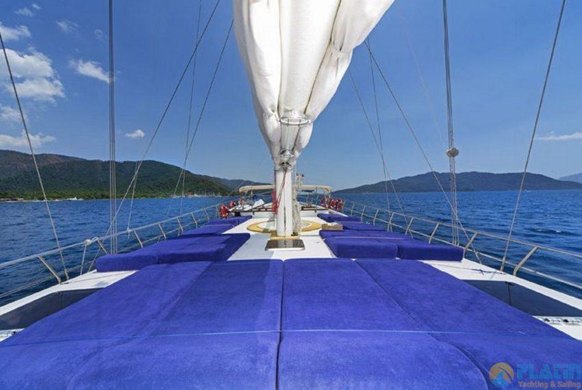 Perla Del Mare 2 Gulet Yacht Charter Turkey latin Yachting 22