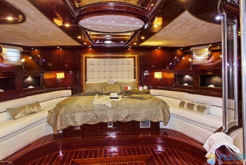Perla Del Mare 2 Gulet Yacht Charter Turkey latin Yachting 24