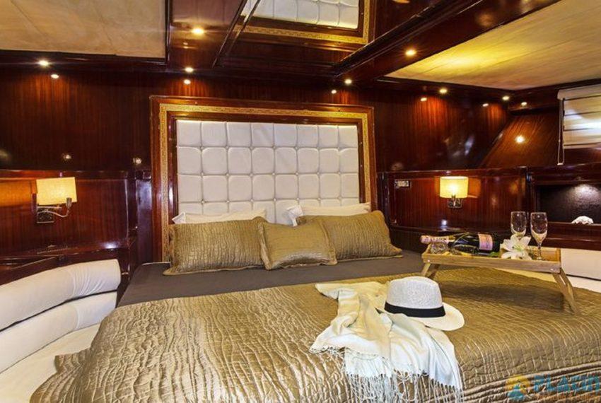 Perla Del Mare 2 Gulet Yacht Charter Turkey latin Yachting 25