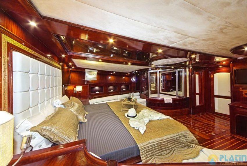 Perla Del Mare 2 Gulet Yacht Charter Turkey latin Yachting 27