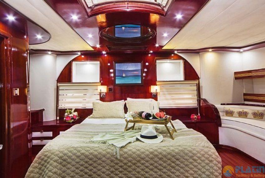 Perla Del Mare 2 Gulet Yacht Charter Turkey latin Yachting 28