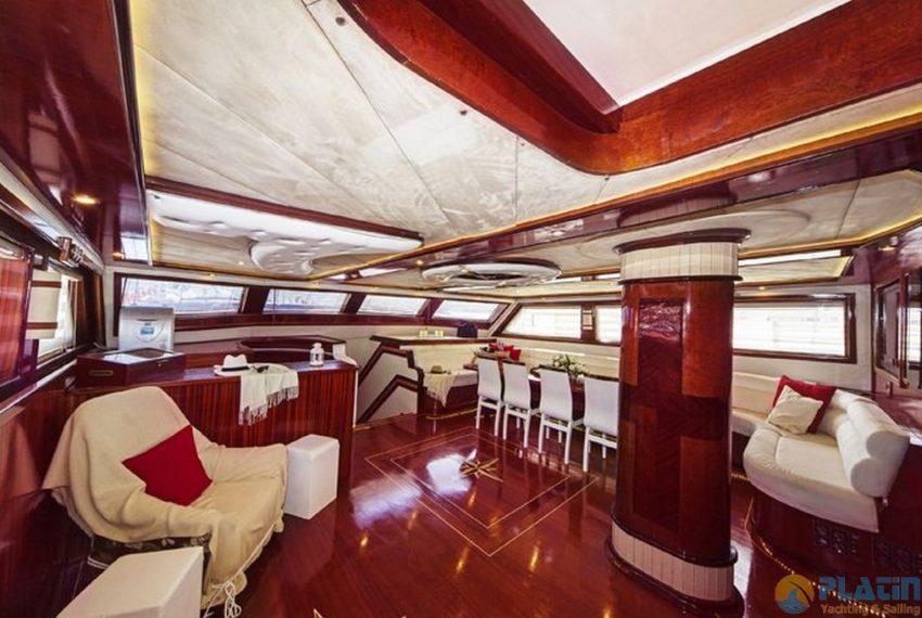 Perla Del Mare 2 Gulet Yacht Charter Turkey latin Yachting 30