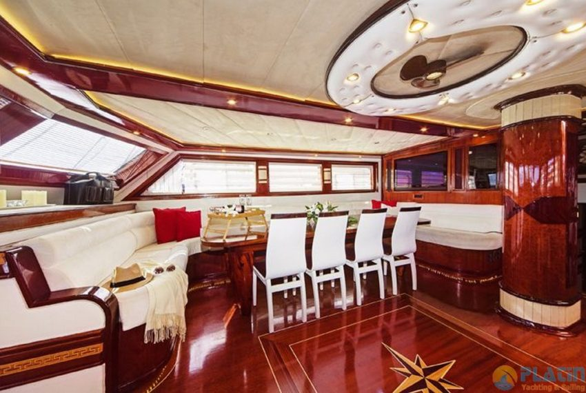 Perla Del Mare 2 Gulet Yacht Charter Turkey latin Yachting 31