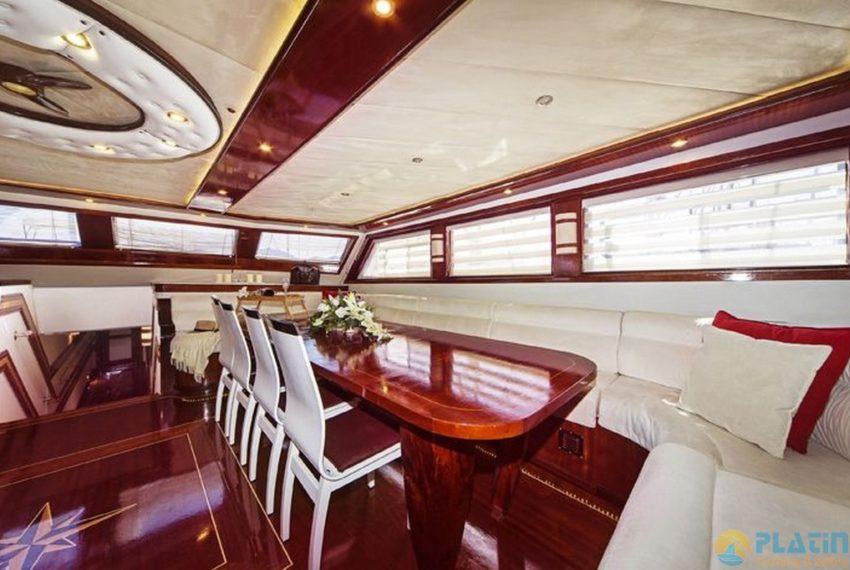 Perla Del Mare 2 Gulet Yacht Charter Turkey latin Yachting 32