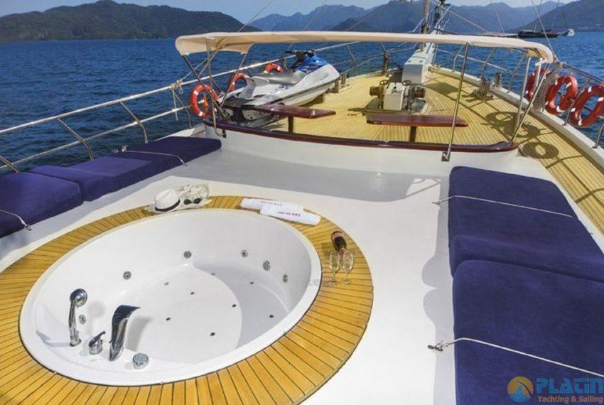 Perla Del Mare 2 Gulet Yacht Charter Turkey latin Yachting 34