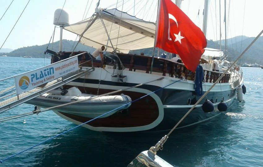 Perla Del Mare 2 Gulet Yacht Charter Turkey latin Yachting 36