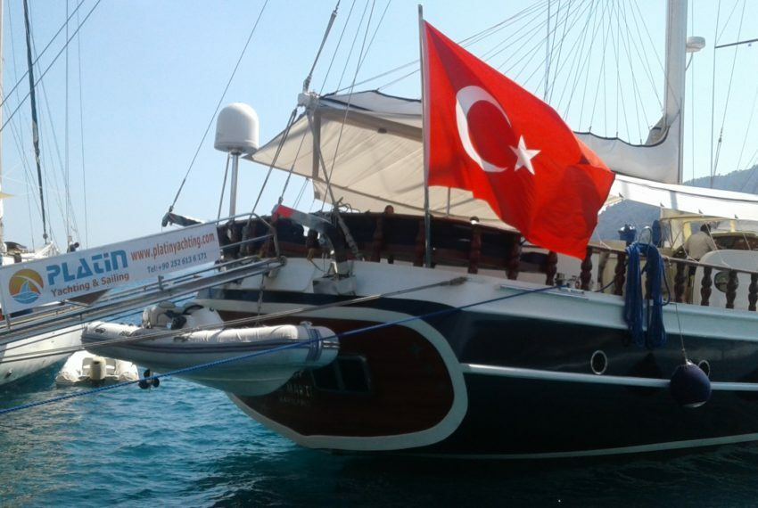 Perla Del Mare 2 Gulet Yacht Charter Turkey latin Yachting 37