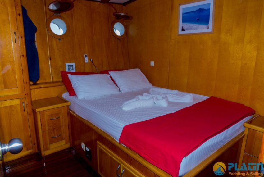 Sea Angel Yacht Gulet Charter Turkey Platin Yaching 10