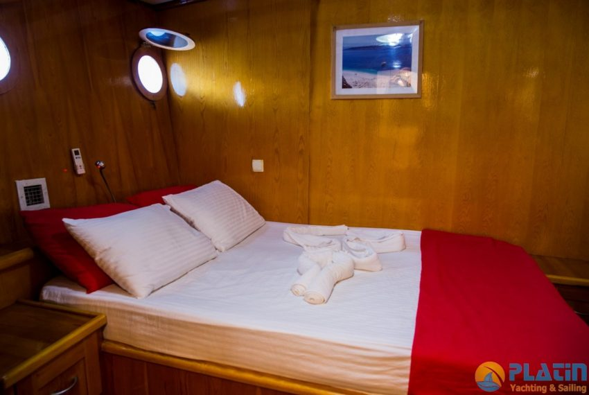 Sea Angel Yacht Gulet Charter Turkey Platin Yaching 11