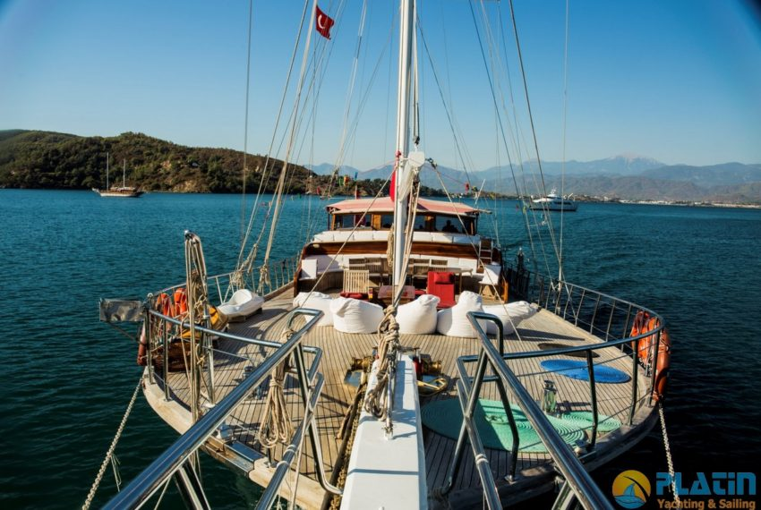 Sea Angel Yacht Gulet Charter Turkey Platin Yaching 22
