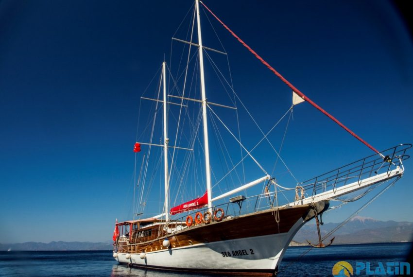 Sea Angel Yacht Gulet Charter Turkey Platin Yaching 23