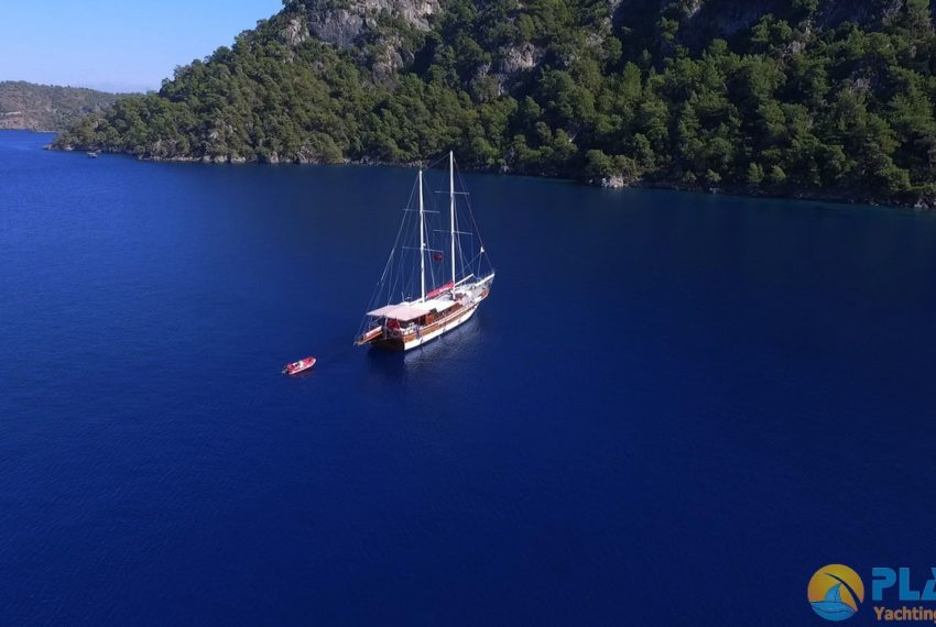 Sea Angel Yacht Gulet Charter Turkey Platin Yaching 24