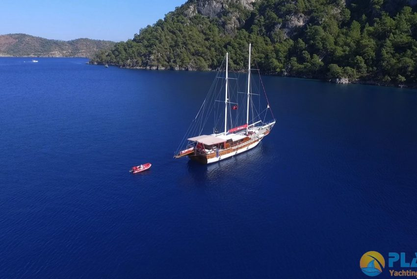 Sea Angel Yacht Gulet Charter Turkey Platin Yaching 25