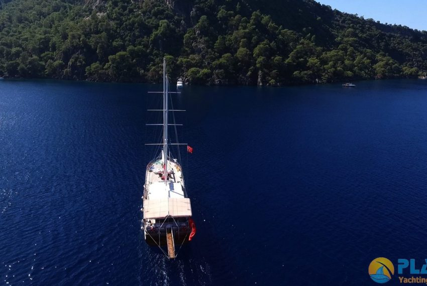Sea Angel Yacht Gulet Charter Turkey Platin Yaching 28