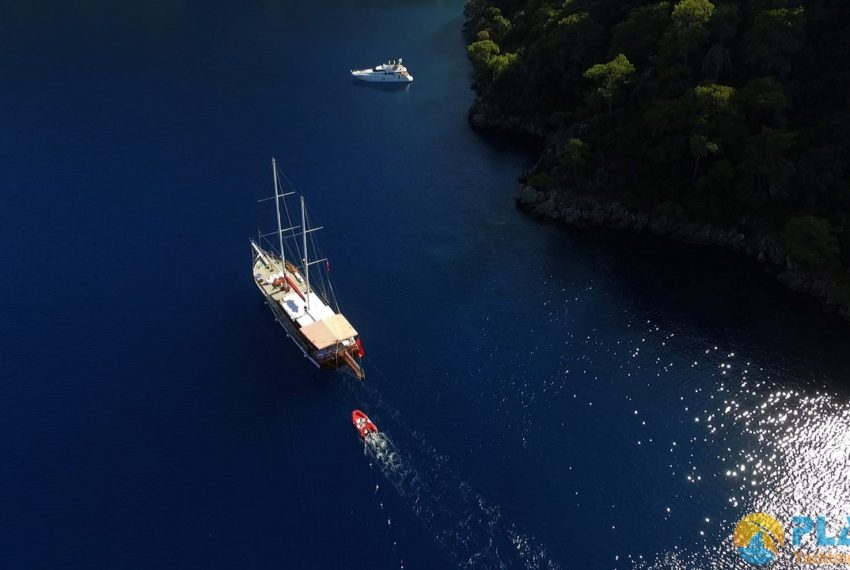 Sea Angel Yacht Gulet Charter Turkey Platin Yaching 29