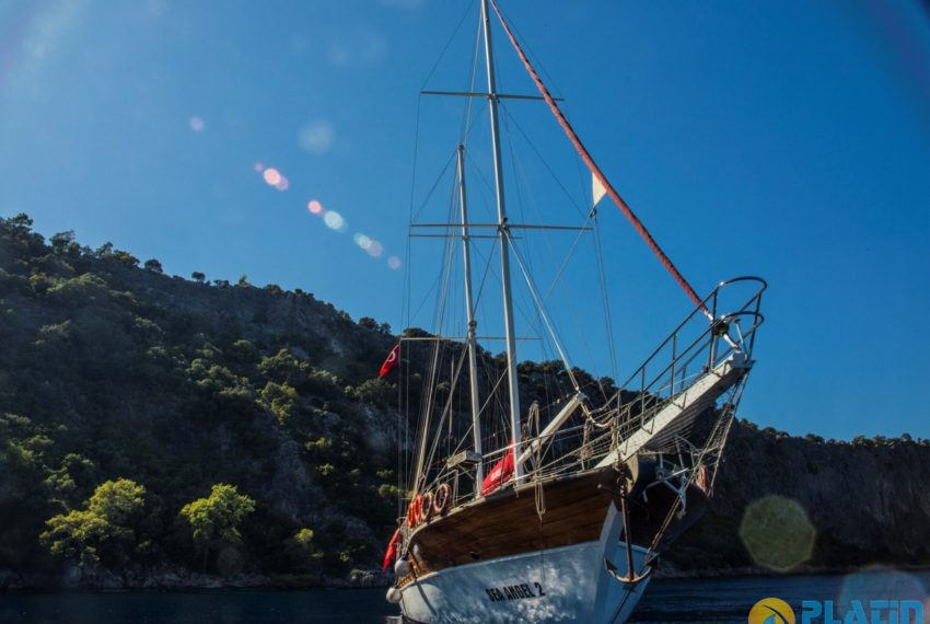 Sea Angel Yacht Gulet Charter Turkey Platin Yaching 31