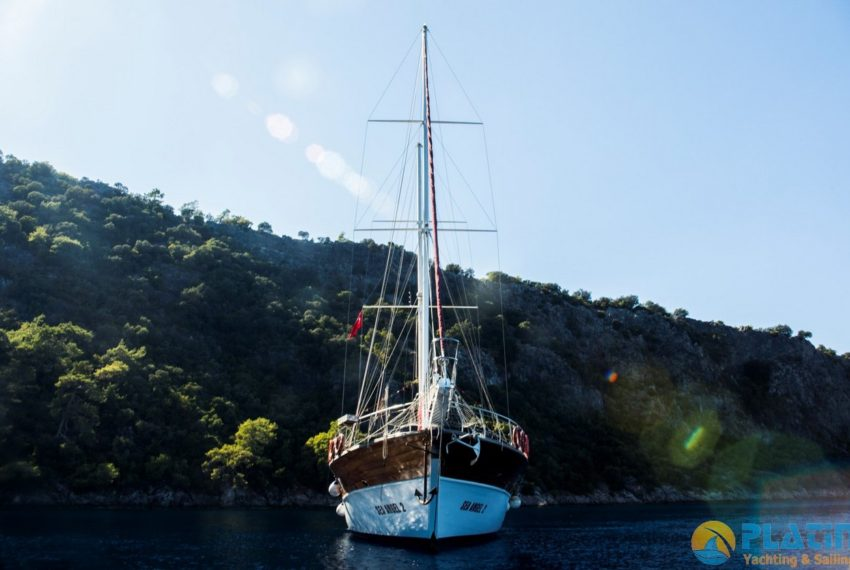 Sea Angel Yacht Gulet Charter Turkey Platin Yaching 32