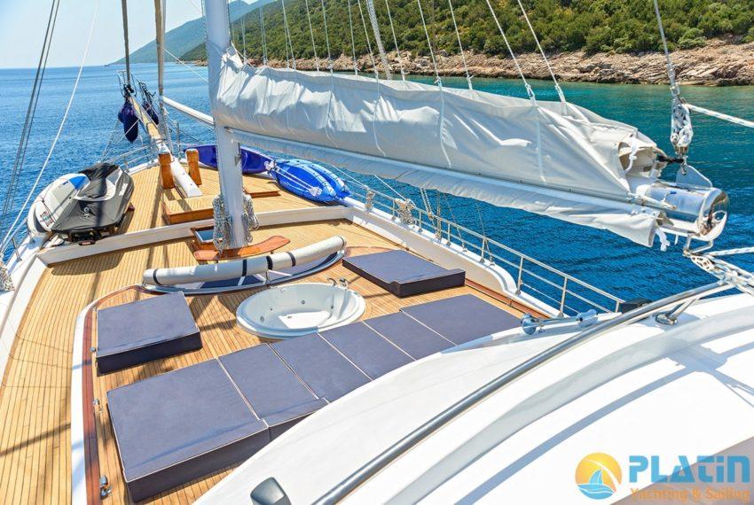 Bella Mare Gulet Yacht Rent Turkey Yacht Charter Platin Yachting 01
