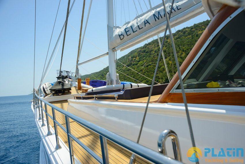 Bella Mare Gulet Yacht Rent Turkey Yacht Charter Platin Yachting 02