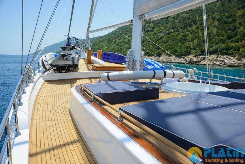 Bella Mare Gulet Yacht Rent Turkey Yacht Charter Platin Yachting 03