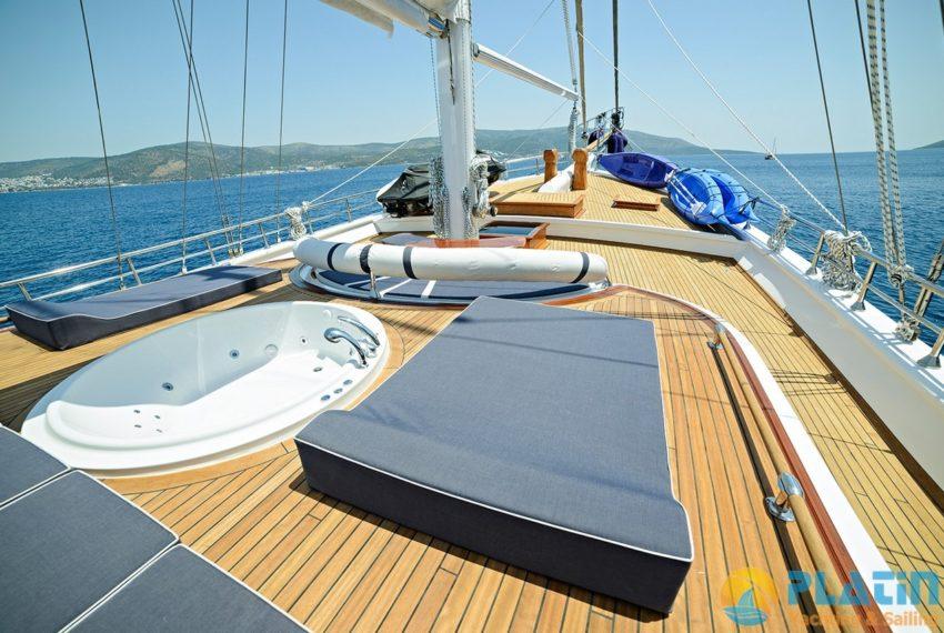 Bella Mare Gulet Yacht Rent Turkey Yacht Charter Platin Yachting 04