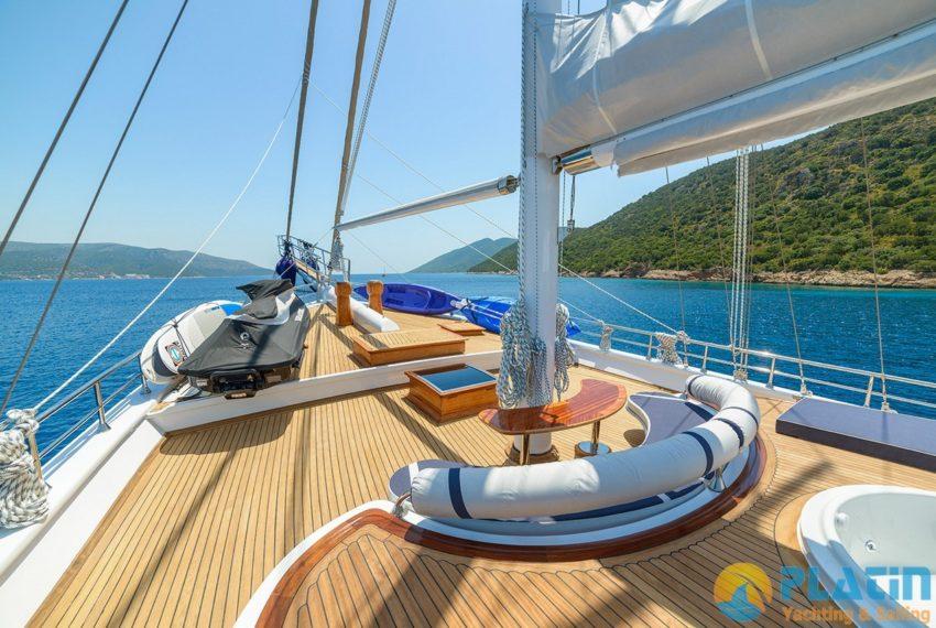 Bella Mare Gulet Yacht Rent Turkey Yacht Charter Platin Yachting 05