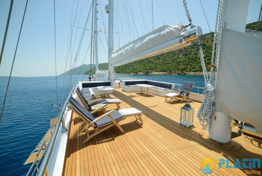 Bella Mare Gulet Yacht Rent Turkey Yacht Charter Platin Yachting 06