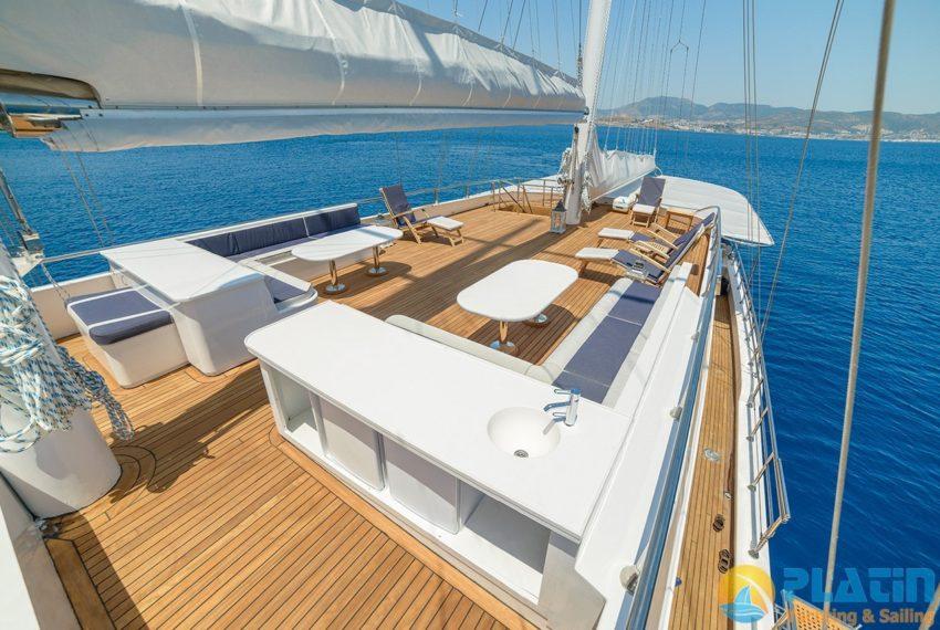 Bella Mare Gulet Yacht Rent Turkey Yacht Charter Platin Yachting 07