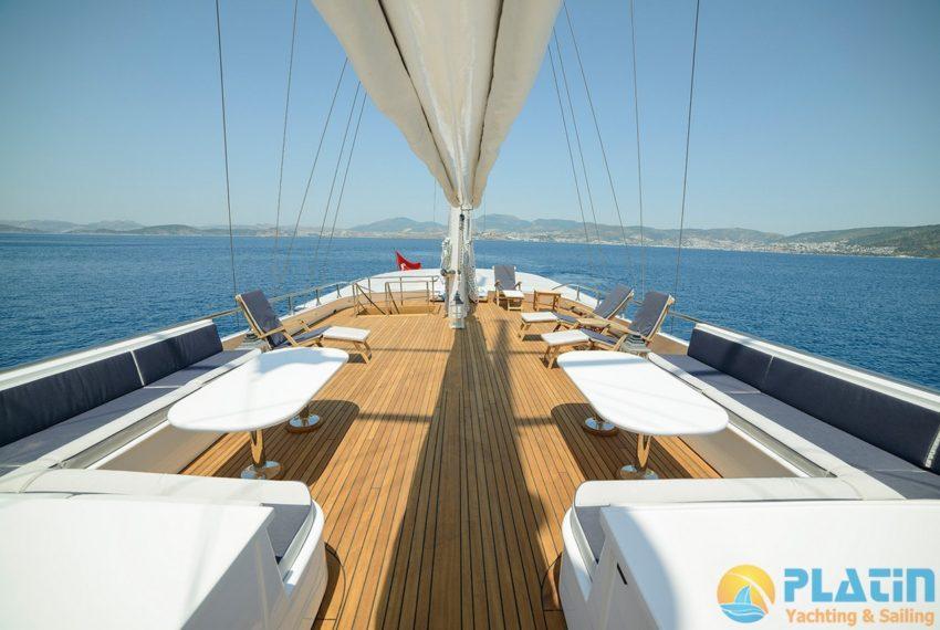 Bella Mare Gulet Yacht Rent Turkey Yacht Charter Platin Yachting 08