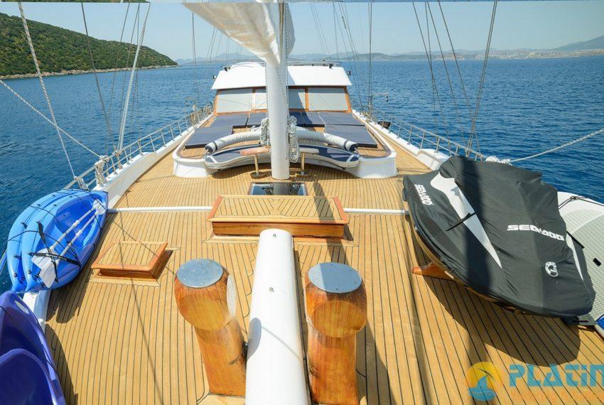 Bella Mare Gulet Yacht Rent Turkey Yacht Charter Platin Yachting 09