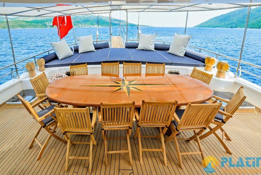 Bella Mare Gulet Yacht Rent Turkey Yacht Charter Platin Yachting 13