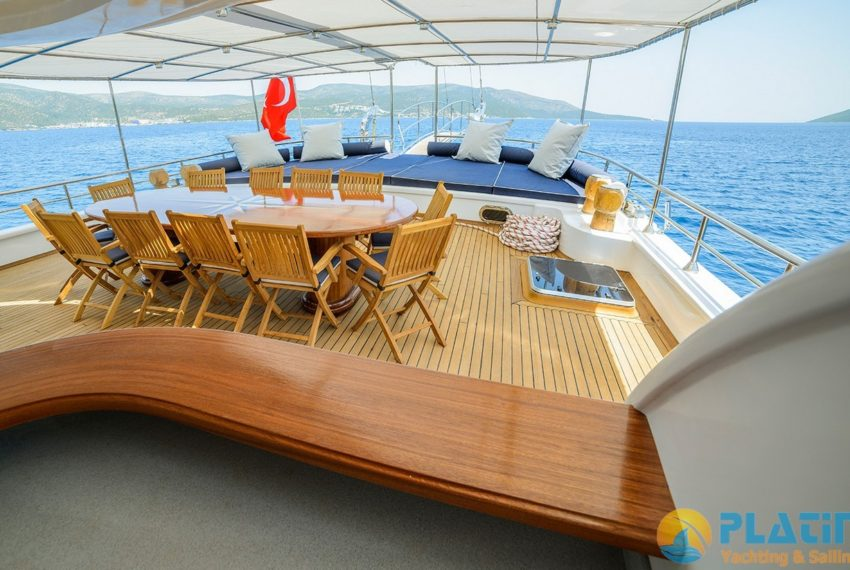 Bella Mare Gulet Yacht Rent Turkey Yacht Charter Platin Yachting 14